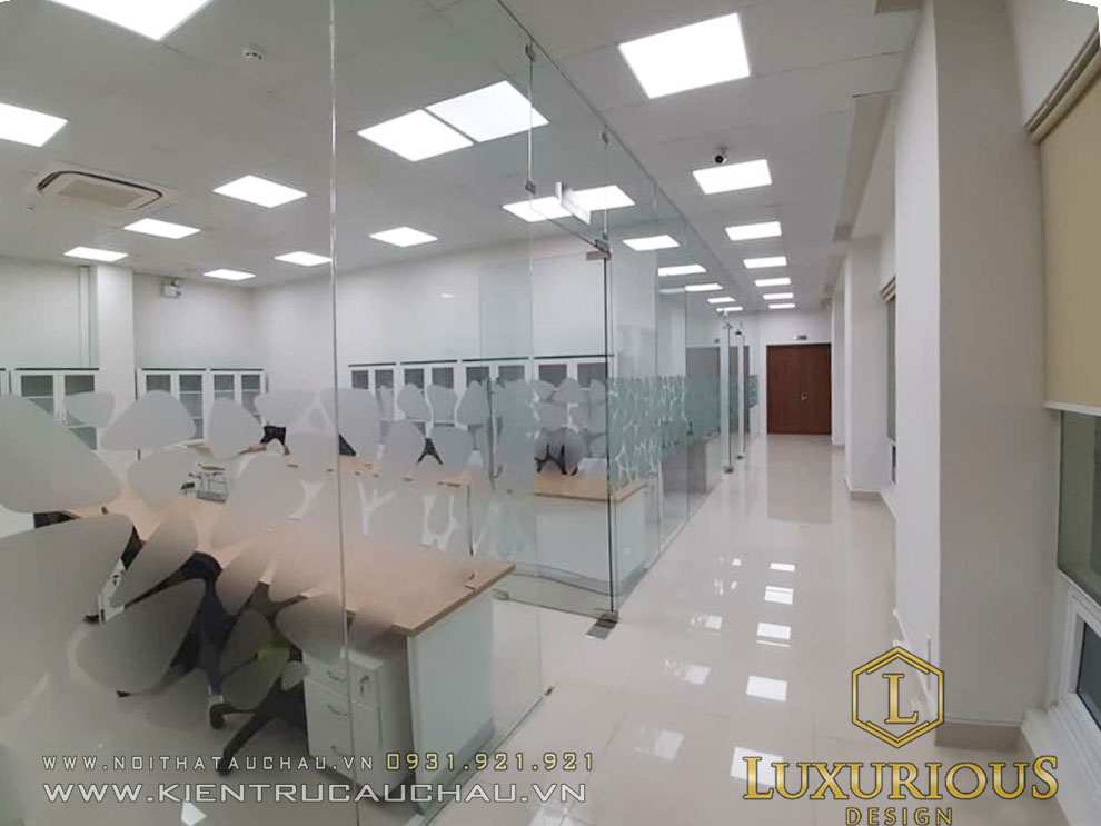Văn phòng làm việc Vietcombank