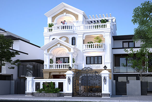 Luxurious Design – Công ty kiến trúc nổi tiếng ở Việt Nam