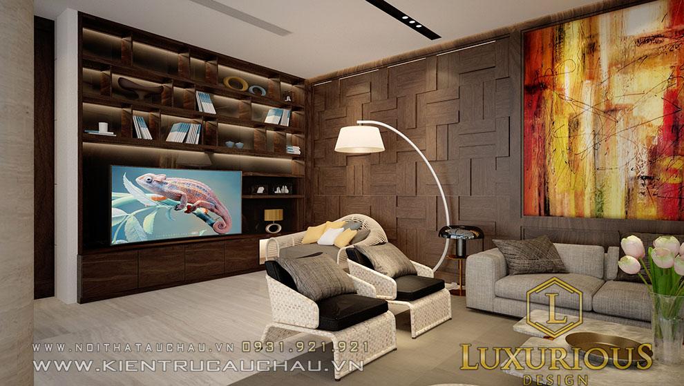 Thiết kế nội thất biệt thự hiện đại Sơn Trà - Đà Nẵng
