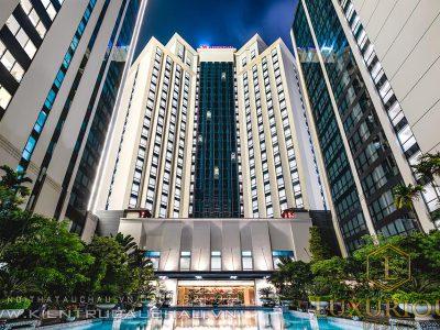 Mẫu Thi Công Nội Thất Khách Sạn Crowne Plaza West 5 Sao – Hà Nội