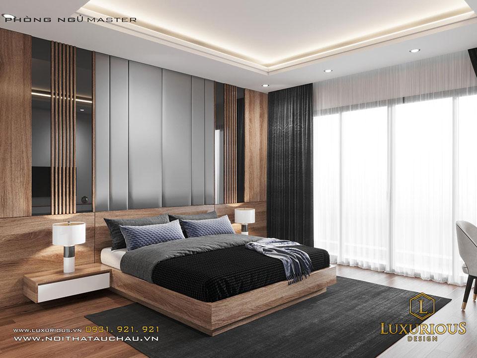 Thiết kế nội thất nhà lô phố