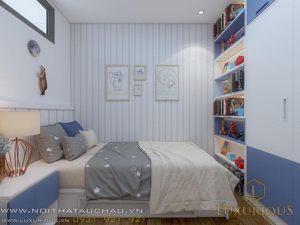 Mẫu phòng ngủ nhà chung cư