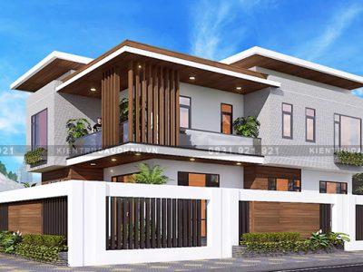 Top 5 Mẫu Kiến Trúc Nhà Đẹp Được Ưa Chuộng Nhất 2021
