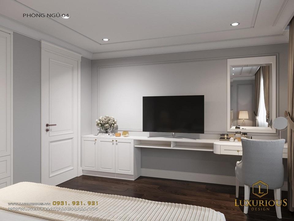 Nội Thất Phòng Ngủ Cho Nhà Phố Calyx Residence