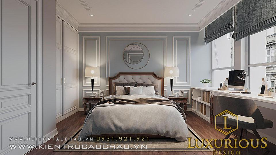 Phòng ngủ 2 sang trọng