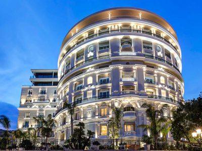 Top 5 thiết kế khách sạn đẹp nhất thế giới