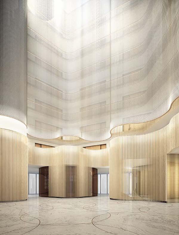 thiết kế khách sạn đẹp nhất thế giới