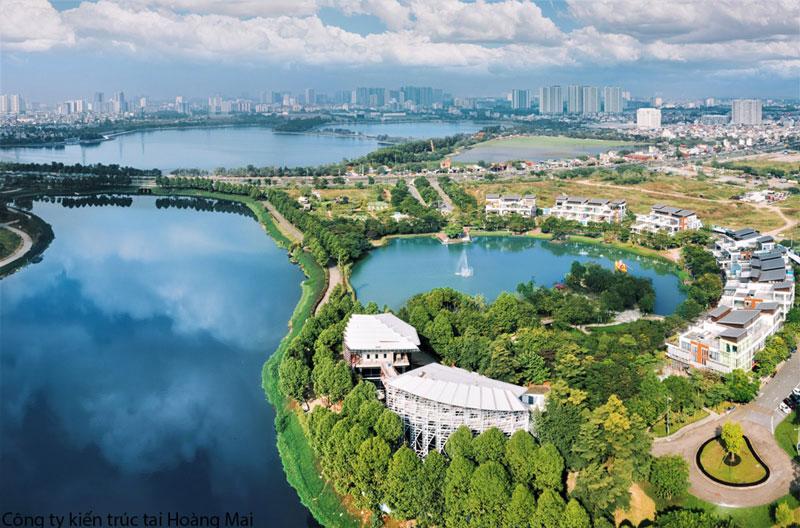 Công Ty Kiến Trúc Tại Hà Nội - Quận Hoàng Mai