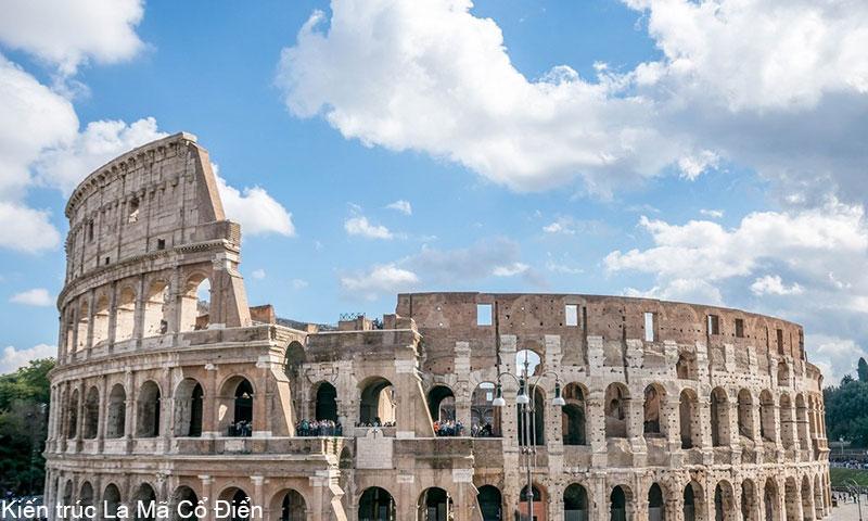 Thành Rome - Bị Phá Hủy Những Vẫn Để Lại Nét Đẹp Khó Phai