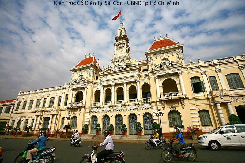 UBND Tp. Hồ Chí Minh - Kiến Trúc Lâu Đời Tại Sài Gòn