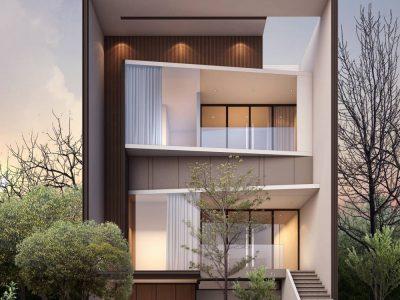 Các Mẫu Thiết Kế Nhà Ở Hiện Đại – Đẹp- Giá Rẻ 2021