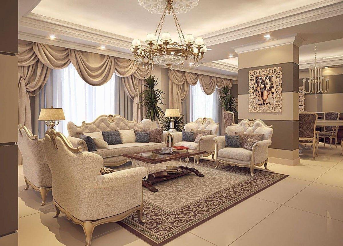 Phong Cách Kiến Trúc Luxury