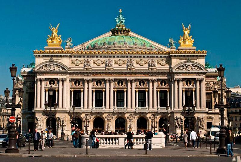 Tìm Hiểu Về Lịch Sử Kiến Trúc Cổ Điển Tại Pháp