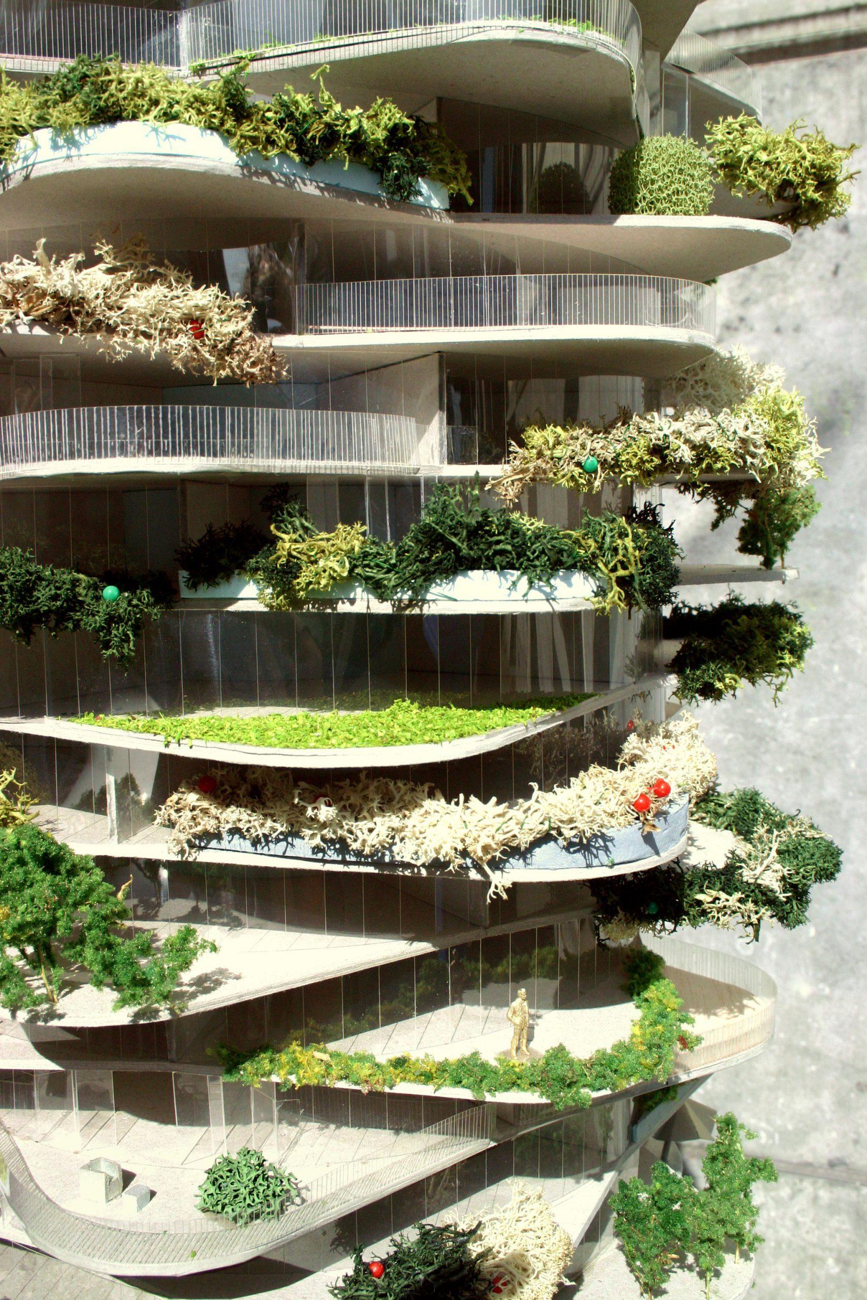 Công Trình Xanh Ở Hà Lan - Urban Cactus
