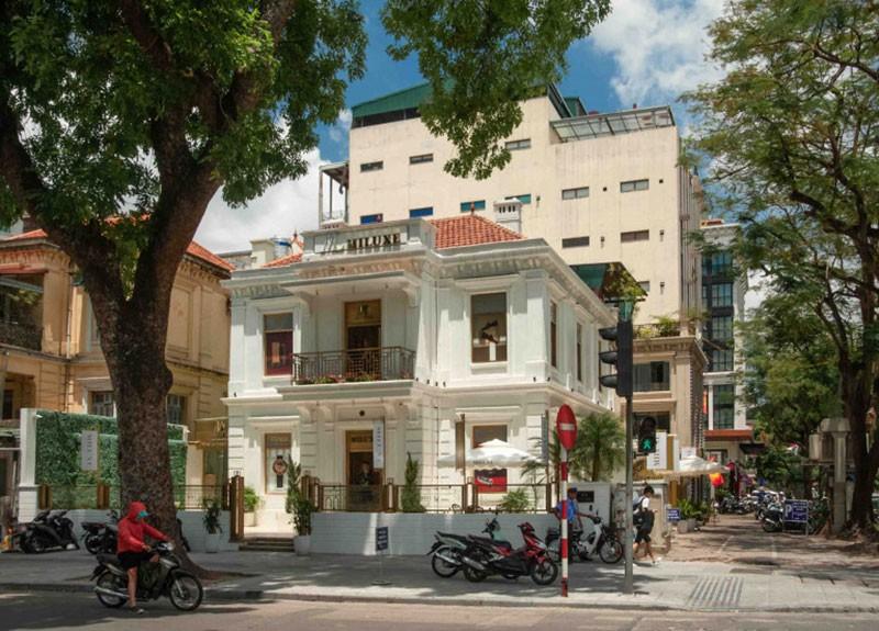 Kiến Trúc Biệt Thự Pháp Ở Hà Nội – Vẻ Đẹp Bất Tận