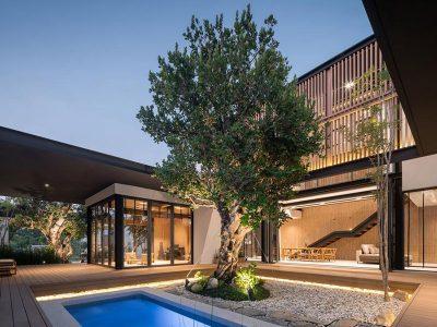 Các Mẫu Kiến Trúc Nhà Ở Nhật Bản Hiện Đại Đẹp