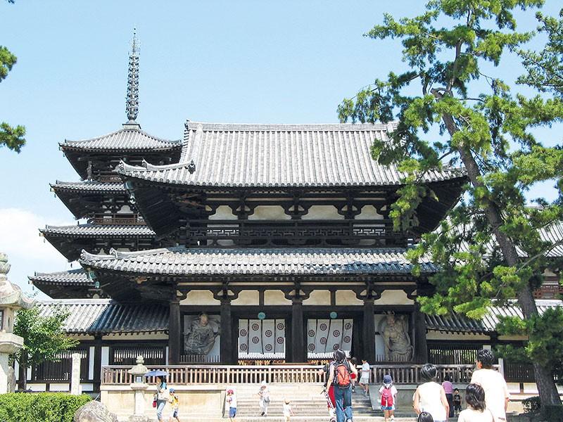 Những Ngôi Chùa Mang Kiến Trúc Hiện Đại Tại Nhật Bản