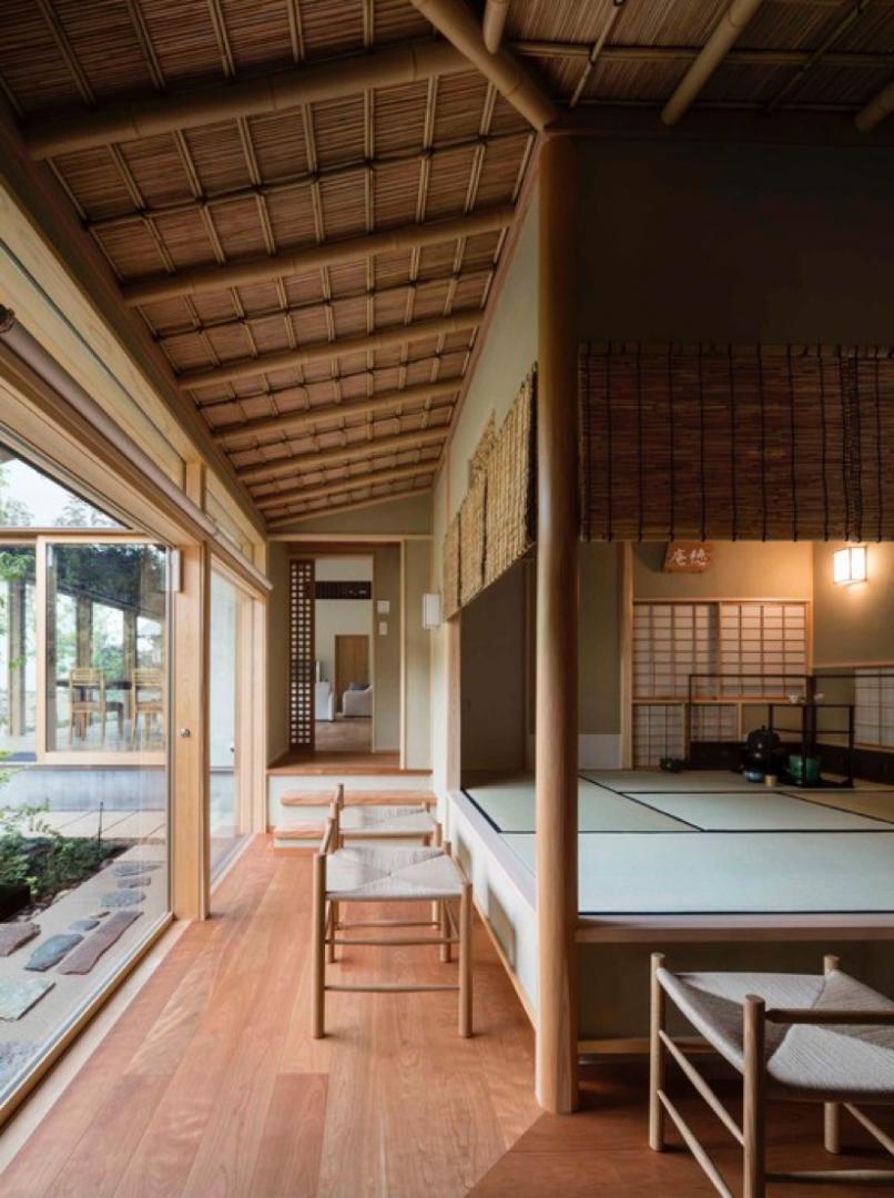 Nội Thất Kiến Trúc Nhà Ở Nhật Bản