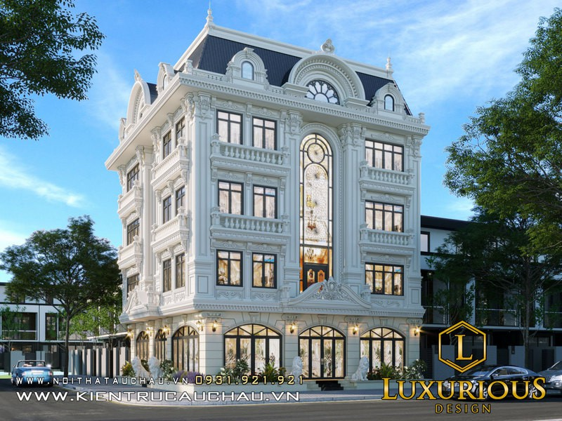 Khách Sạn Đẹp Dưới Bàn Tay Của KTS Luxurious Design