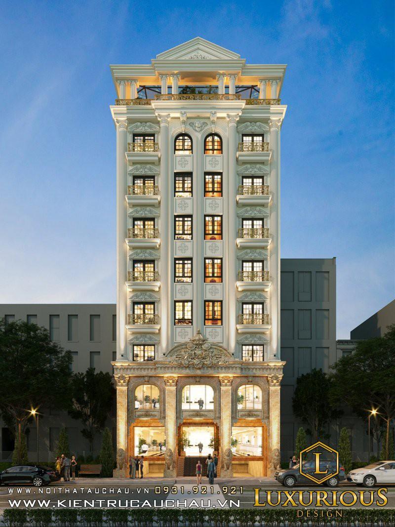 Khách Sạn Tân Cổ điển Sang Trọng Starcity Westlake Hanoi