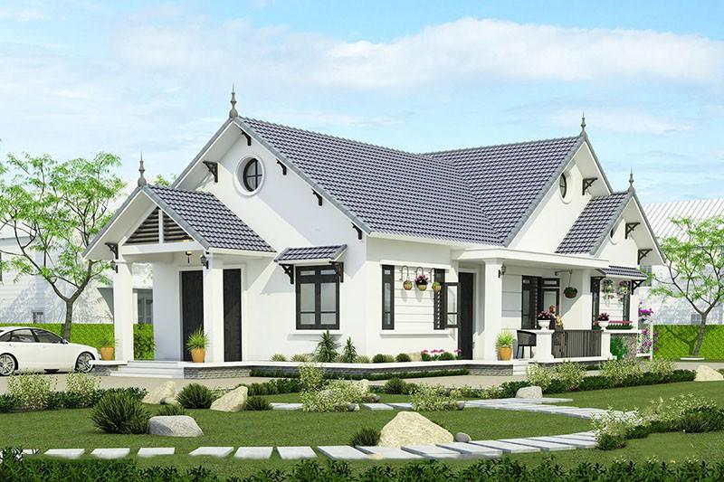 Mẫu Nhà Vườn Đẹp Nhất 2021 Cho Mọi Gia Đình