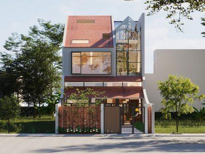 Nhà Mái Thái 5m – Mẫu Nhà Hiện Đại Chinh Phục Mọi Thời Đại