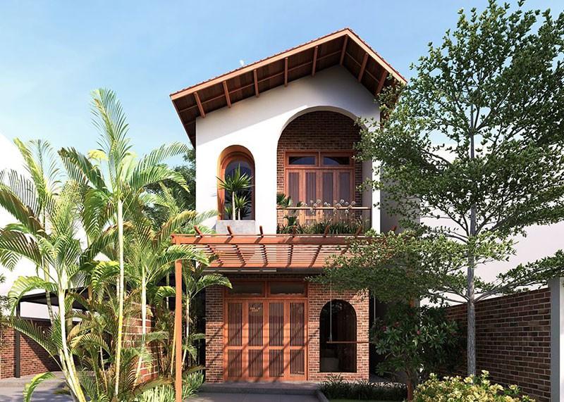 Mẫu Nhà Mái Thái Mang Phong Cách Cổ Xưa
