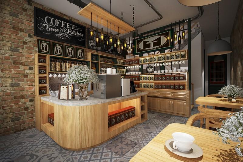 Quay Bar Showroom Shop