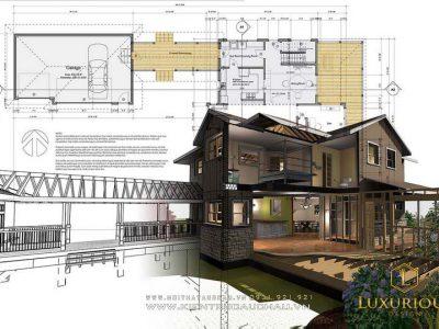 Thiết kế kiến trúc là gì? Các yếu tố quan trọng trong thiết kế nội thất