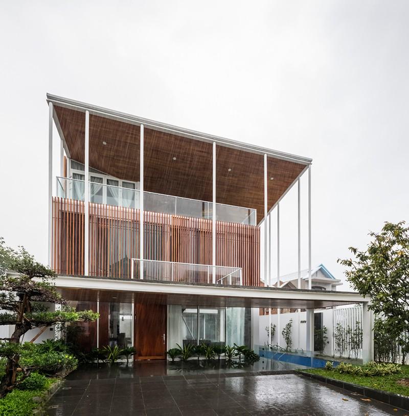 Mẫu Nhà Mang Phong Cách Hiện Đại