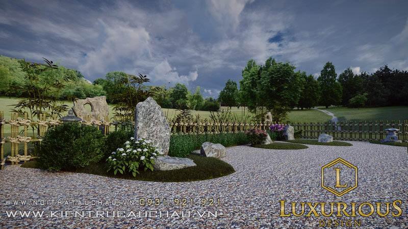 Thiết Kế Sân Vườn 100m2 Lavender Garden (16)