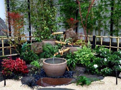 Thiết Kế Sân Vườn Có Tiểu Cảnh Đẹp Tại Thanh Hóa