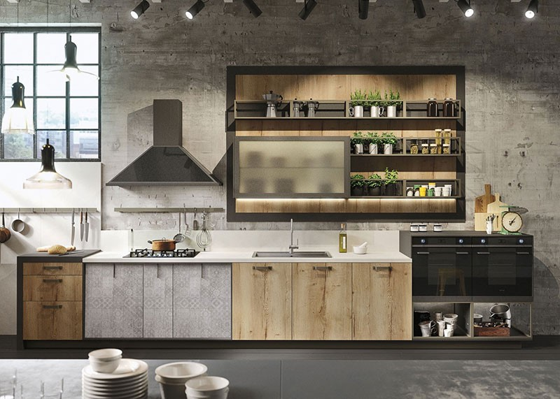 Nhà Cấp 4 Với Mẫu Thiết Kế Phòng Bếp Đẹp Hết Chỗ Chê