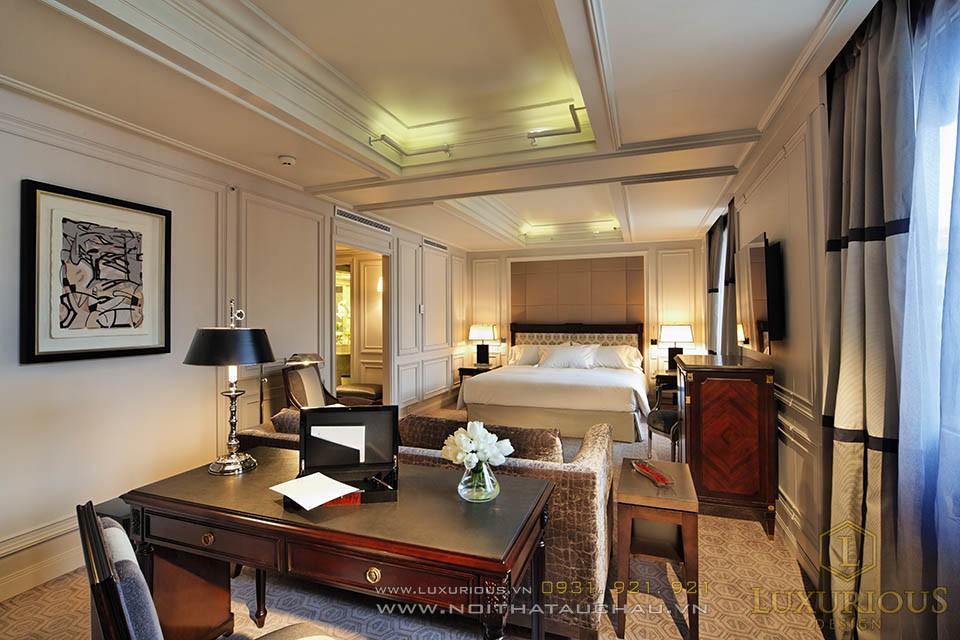 Phòng khách sạn cho nguyên thủ
