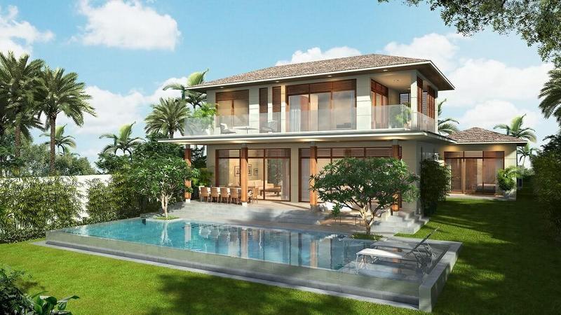 Thiết kế kiến trúc nhà vườn